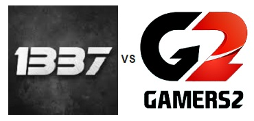 Champions League 1337 VS Gamers2