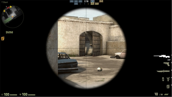 How to Properly Place your Crosshair in Counter-Strike: Global Offensive 5