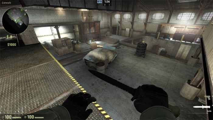cs_assult Terrorist Spawn