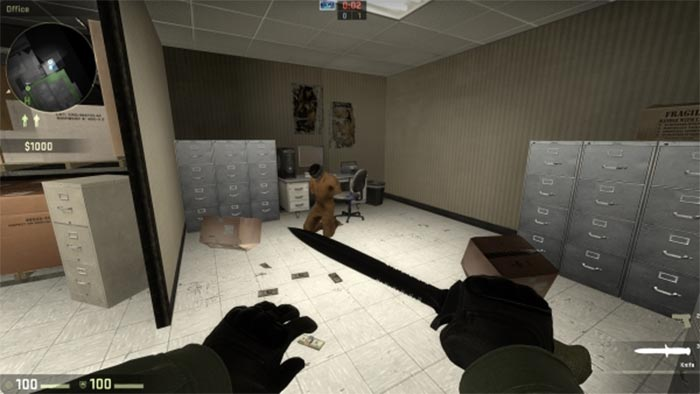 cs_assult Hostage Site A