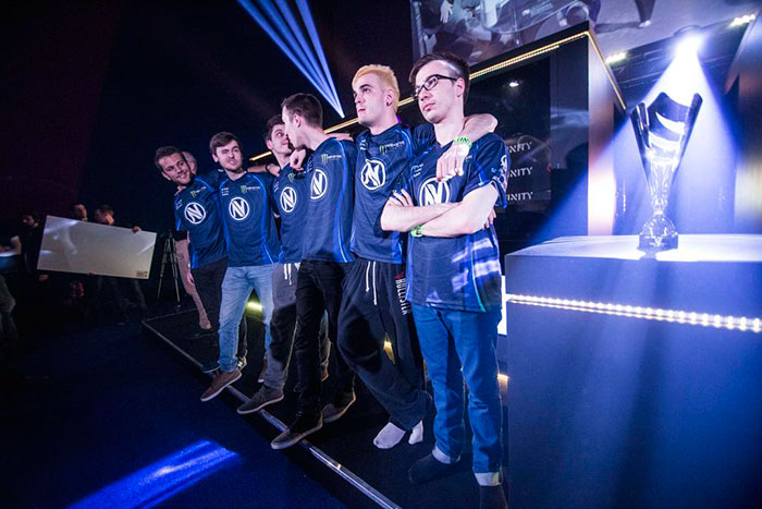 Gfinity Spring Masters Champions
