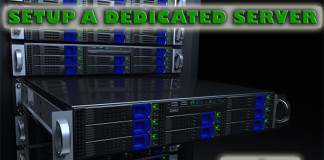 Setup Dedicated Server