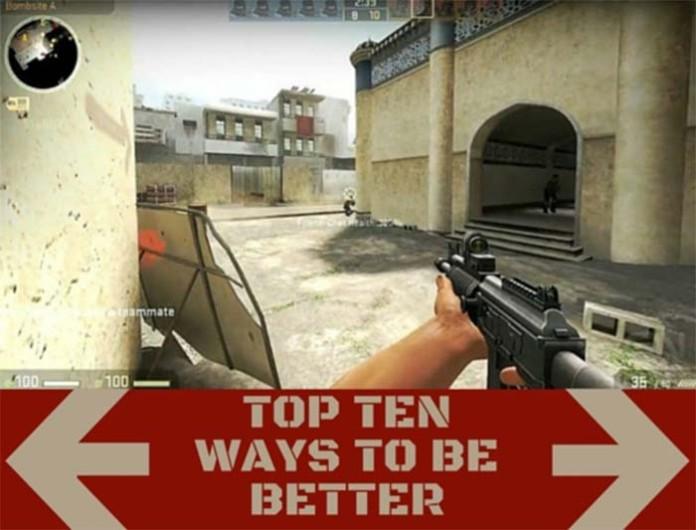 Top Ten Ways Better Player