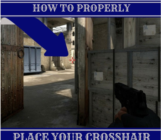 How To Properly Place Your Crosshair