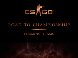 Road To Championship Forming Teams