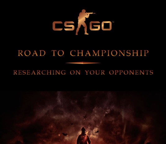 Road To Championship Researching Your Opponents