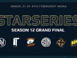 StarLadder StarSeries Banner