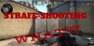 How to Strafe-Shoot in Counter-Strike: Global Offensive