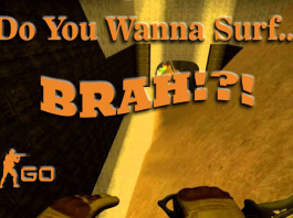 How to Surf in Counter-Strike: Global Offensive