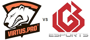 Champions League Virtus Pro CS VS LBG eSports