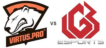 Champions League Virtus Pro CS VS LBG eSports