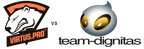 Champions League Virtus Pro CS VS Team Dignitas