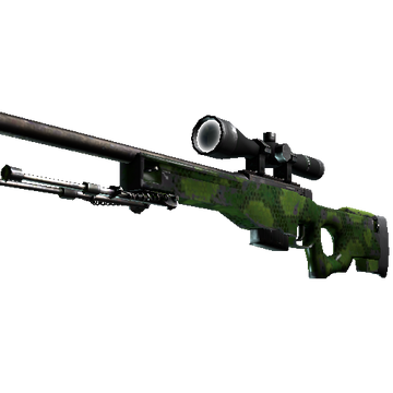 Counter-Strike Global Offensive Weapon Reference AWP Pit Viper