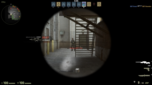How to be a Better Sniper in Counter-Strike: Global Offensive - Awareness