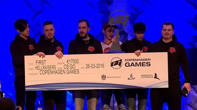 Copenhagen Games Winner Hellraisers