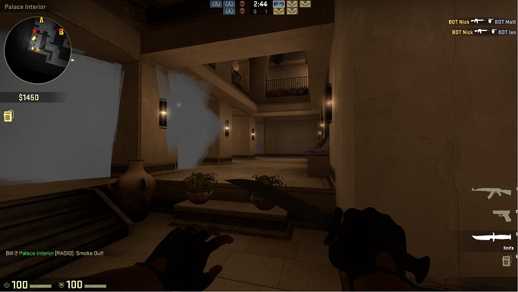 de_Mirage Access Point A