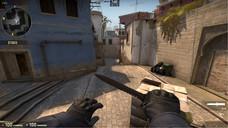 de_Mirage Access Point C