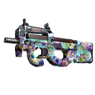 Counter-Strike: Global Offensive Weapon Reference: StatTrak P90 Kitty