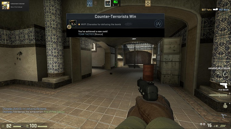 How to Play Arsenal in Counter-Strike